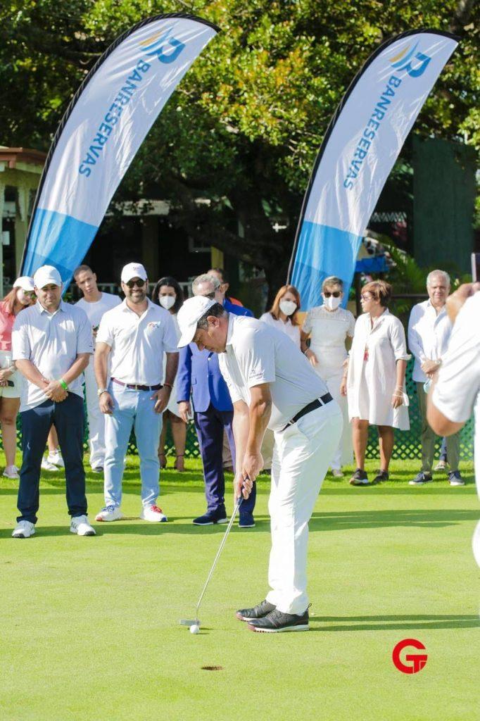 Gran Thomas de Golf a 80 anos Banreservas2