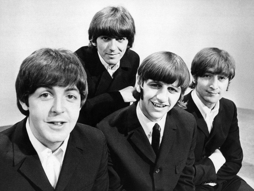 The Beatles Paul McCartney